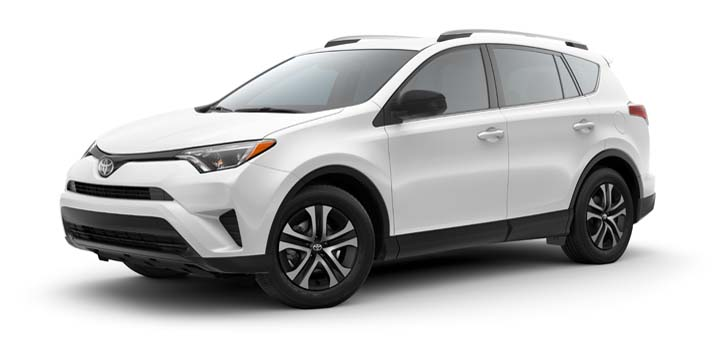 2018 Toyota Rav4 Le Current Offer Toyota Lease 4 Less