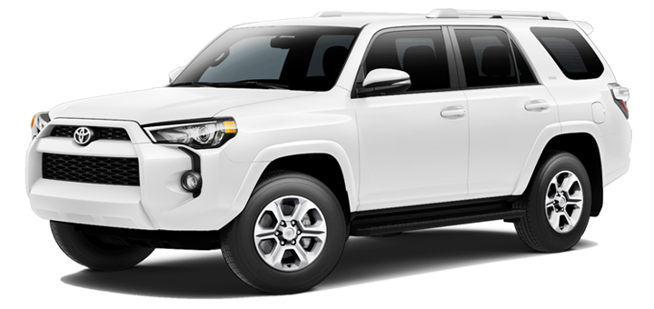 2018 Toyota Tundra Double Cab >> 2018 Toyota 4Runner Current Offer - Toyota Lease 4 Less